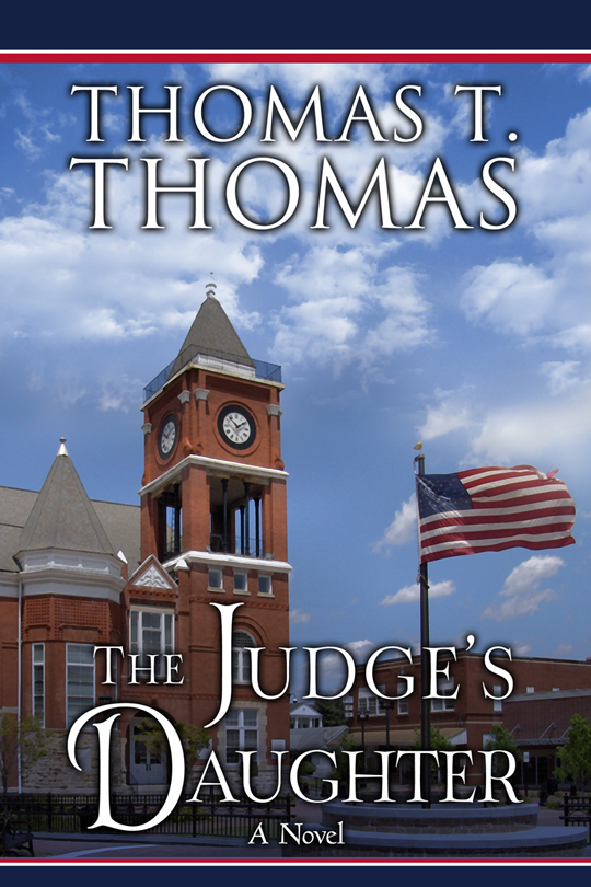 The Judge's Daughter Cover