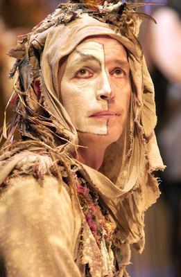 King Lear fool