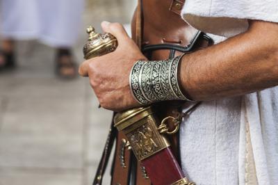 Roman arm